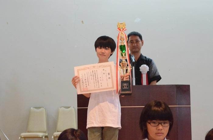 読上5・6年優勝